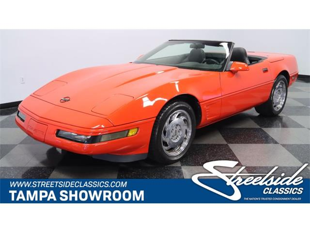 1995 Chevrolet Corvette (CC-1455742) for sale in Lutz, Florida