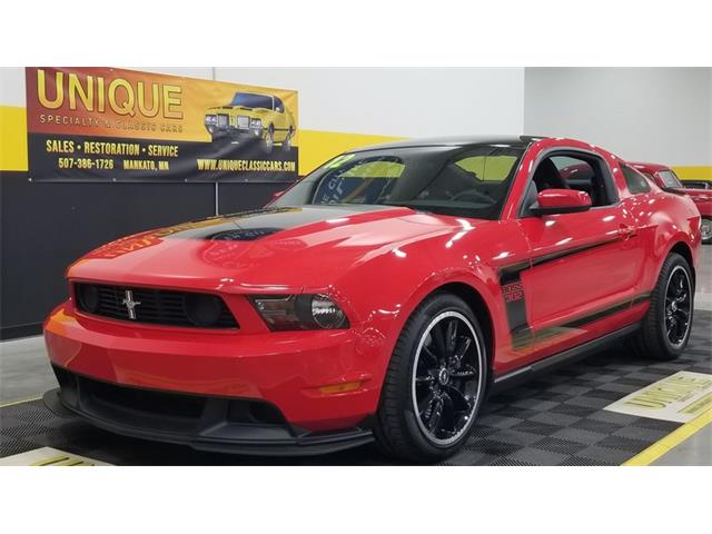 2012 Ford Mustang (CC-1455753) for sale in Mankato, Minnesota