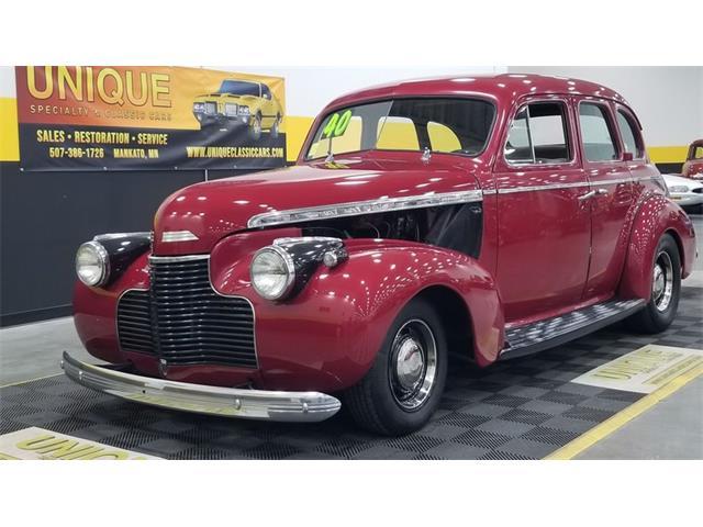 1940 Chevrolet Special Deluxe (CC-1455756) for sale in Mankato, Minnesota