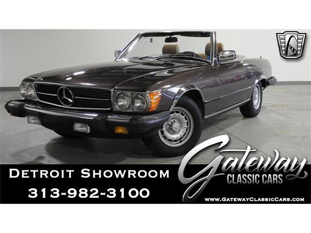 1982 Mercedes-Benz 380SL (CC-1455762) for sale in O'Fallon, Illinois