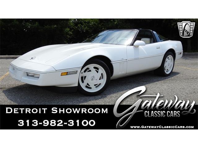 1988 Chevrolet Corvette (CC-1455769) for sale in O'Fallon, Illinois