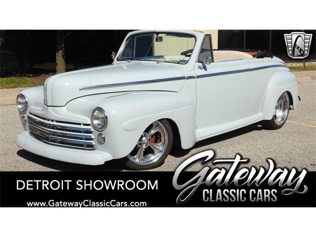 1942 Ford Convertible (CC-1455779) for sale in O'Fallon, Illinois