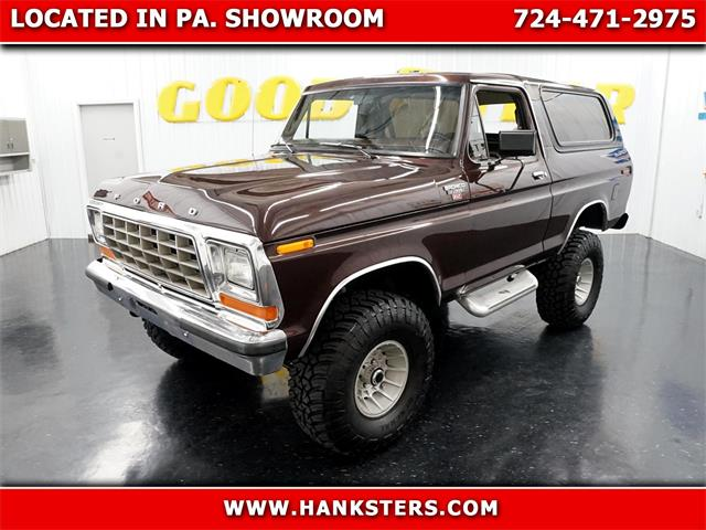 1978 Ford Bronco (CC-1455789) for sale in Homer City, Pennsylvania