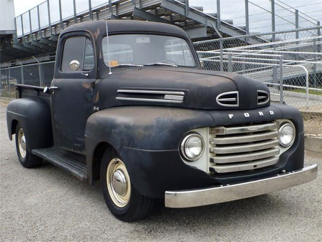 1950 Ford F1 (CC-1455797) for sale in Arlington, Texas
