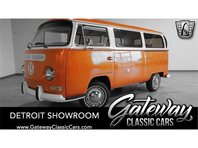 1969 Volkswagen Westfalia Camper (CC-1455801) for sale in O'Fallon, Illinois