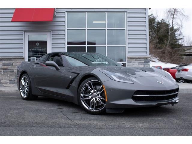 2015 Chevrolet Corvette (CC-1455808) for sale in Clifton Park, New York