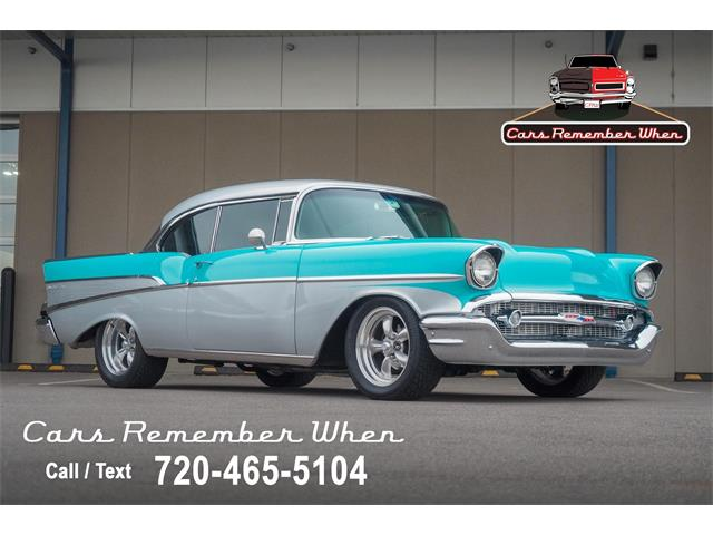 1957 Chevrolet Bel Air (CC-1455823) for sale in Englewood, Colorado