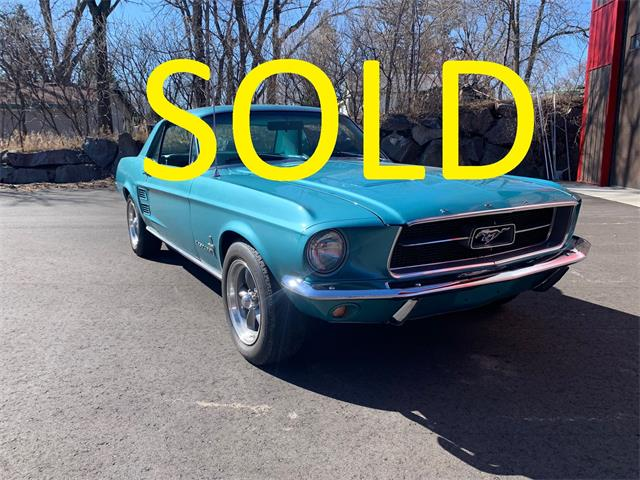 1967 Ford Mustang (CC-1455825) for sale in Annandale, Minnesota