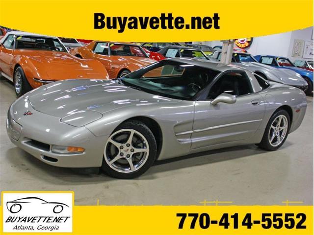 2002 Chevrolet Corvette (CC-1455826) for sale in Atlanta, Georgia