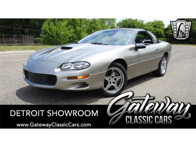 1999 Chevrolet Camaro (CC-1455836) for sale in O'Fallon, Illinois