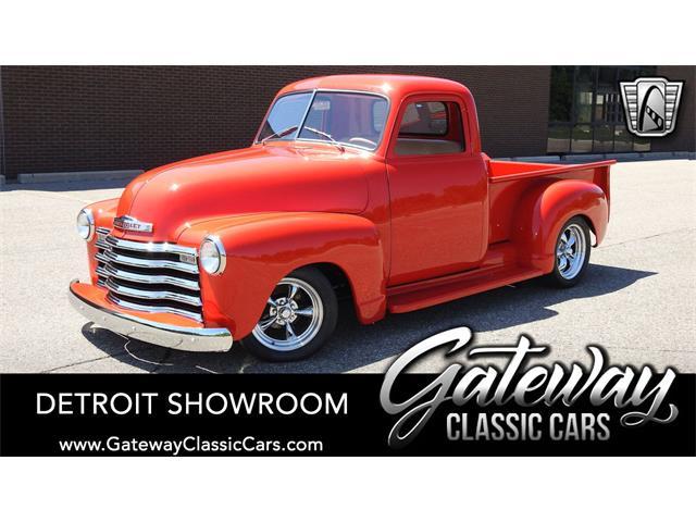 1950 Chevrolet 3100 (CC-1455848) for sale in O'Fallon, Illinois