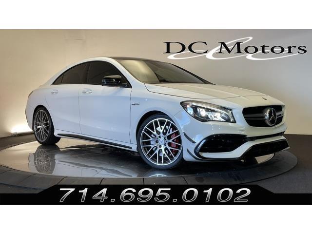 2017 Mercedes-Benz CLA (CC-1455849) for sale in Anaheim, California