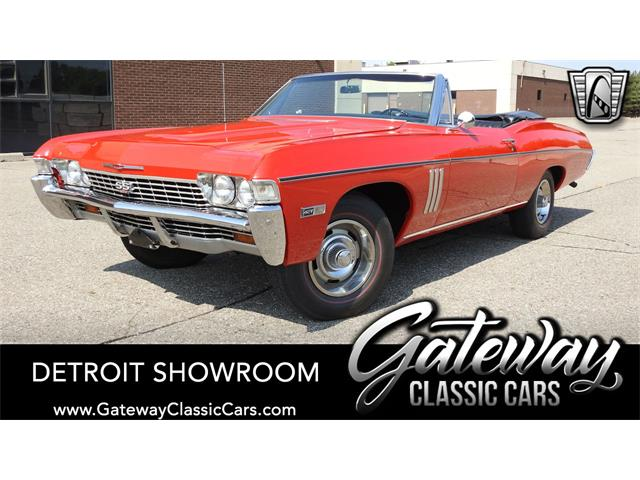 1968 Chevrolet Impala (CC-1455863) for sale in O'Fallon, Illinois