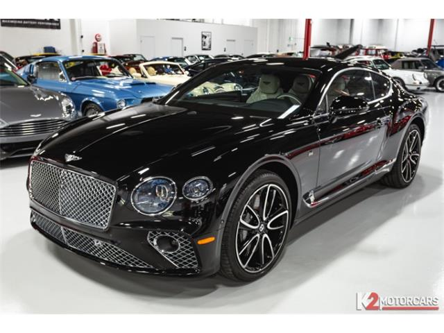 2020 Bentley Continental (CC-1455866) for sale in Jupiter, Florida