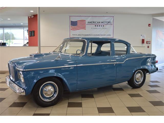 1960 Studebaker Lark (CC-1455867) for sale in San Jose, California