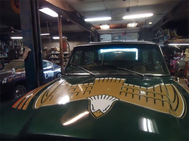 1979 Jeep Cherokee (CC-1455873) for sale in Jackson, Michigan
