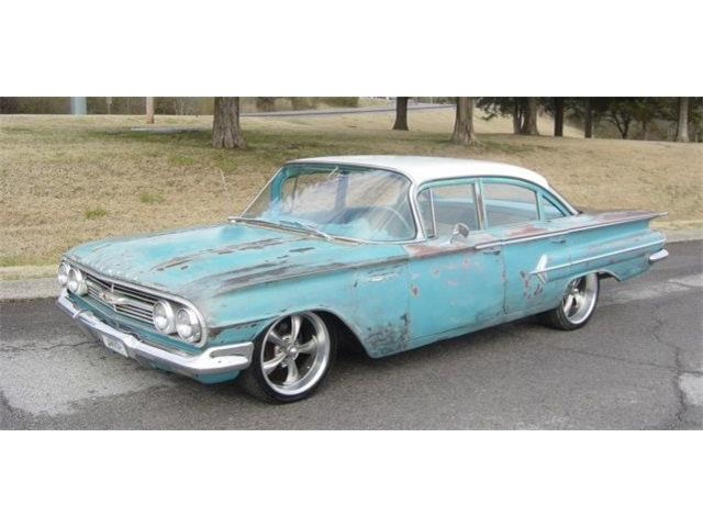 1960 Chevrolet Bel Air (CC-1455921) for sale in Hendersonville, Tennessee