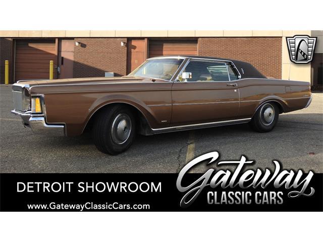 1971 Lincoln Continental (CC-1455927) for sale in O'Fallon, Illinois