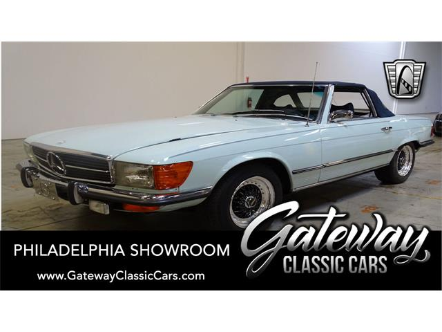1973 Mercedes-Benz 450SL (CC-1455967) for sale in O'Fallon, Illinois