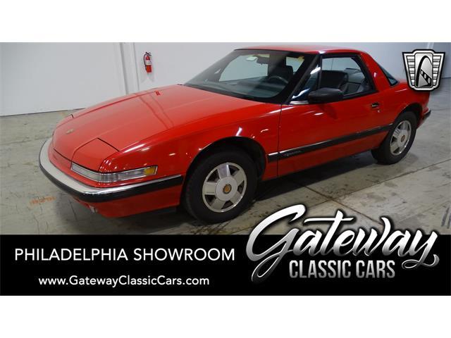 1989 Buick Reatta (CC-1455968) for sale in O'Fallon, Illinois