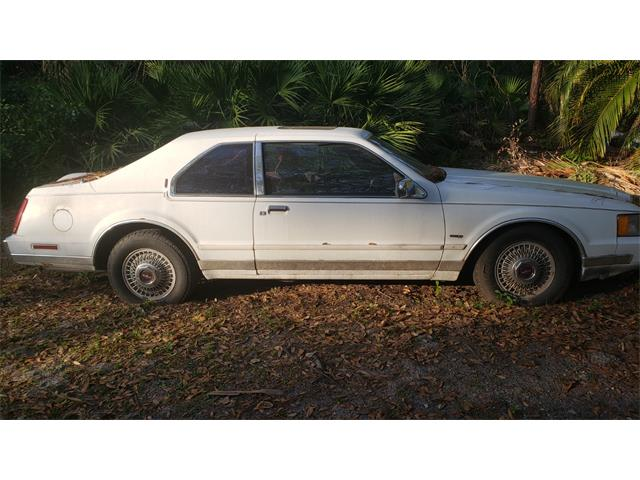 1989 Lincoln Mark VII (CC-1450597) for sale in Sarasota, Florida