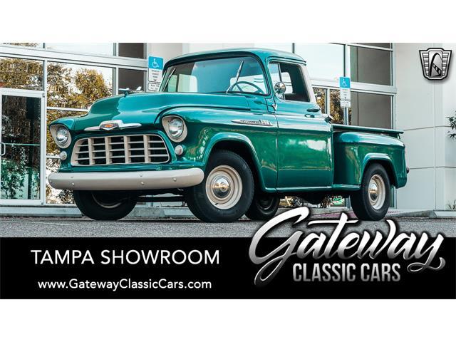 1956 Chevrolet 3100 (CC-1455976) for sale in O'Fallon, Illinois