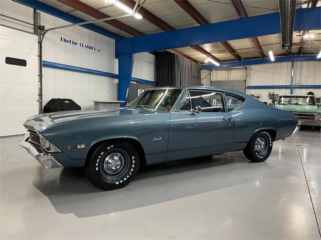 1968 Chevrolet Chevelle (CC-1455982) for sale in NORTH ROYALTON, OHIO (OH)