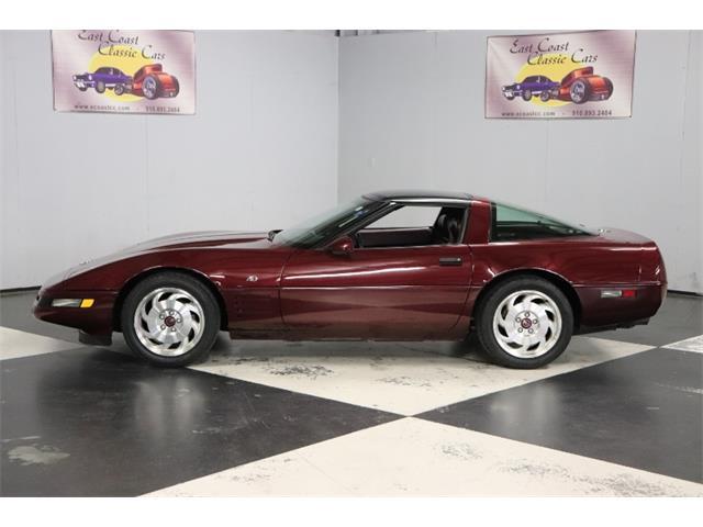 1993 Chevrolet Corvette (CC-1455993) for sale in Lillington, North Carolina