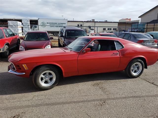 1970 Ford Mustang (CC-1455997) for sale in Laramie, Wyoming