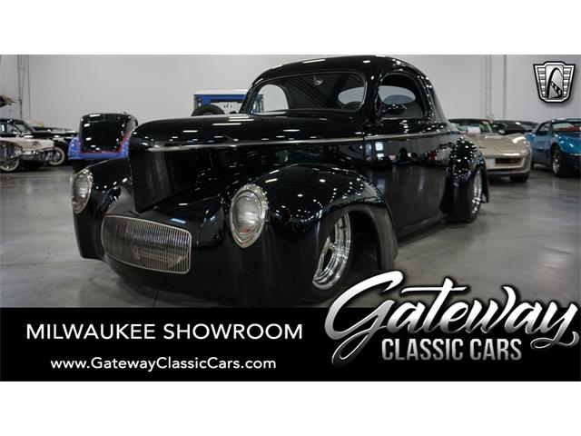 1941 Willys Coupe (CC-1450060) for sale in O'Fallon, Illinois
