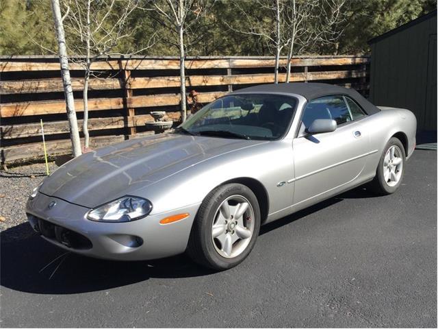 1999 Jaguar XK8 (CC-1456000) for sale in Bend, Oregon