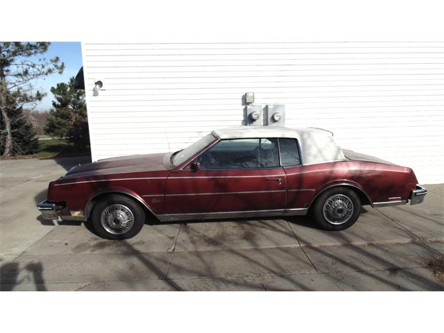 1985 Buick Riviera (CC-1456002) for sale in Rochester, Minnesota