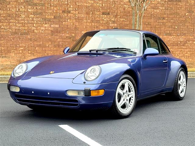 1997 Porsche 911 (CC-1450603) for sale in Flowery Branch, Georgia