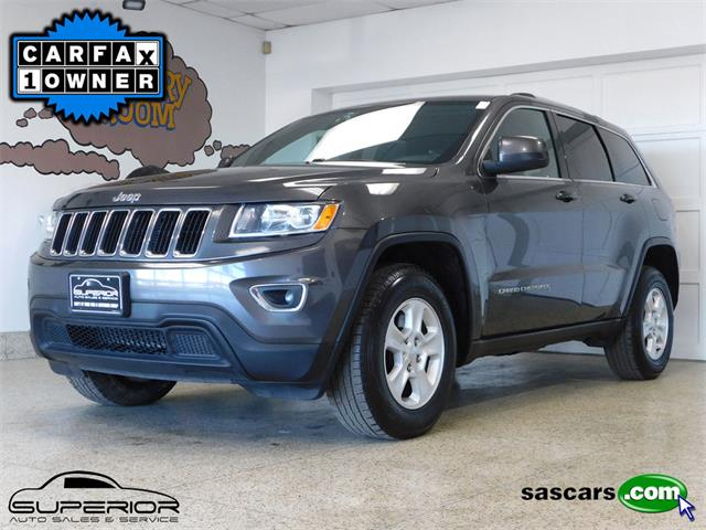 2015 Jeep Grand Cherokee (CC-1456044) for sale in Hamburg, New York