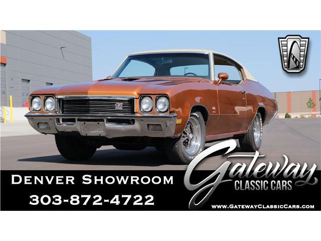 1972 Buick Gran Sport (CC-1456081) for sale in O'Fallon, Illinois