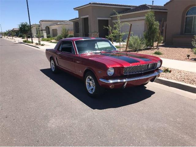 1965 Ford Mustang (CC-1456084) for sale in Cadillac, Michigan