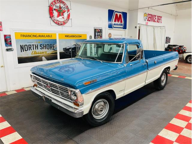 1968 Ford Pickup (CC-1456111) for sale in Mundelein, Illinois