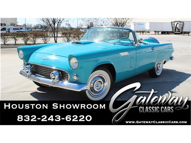 1956 Ford Thunderbird (CC-1456116) for sale in O'Fallon, Illinois