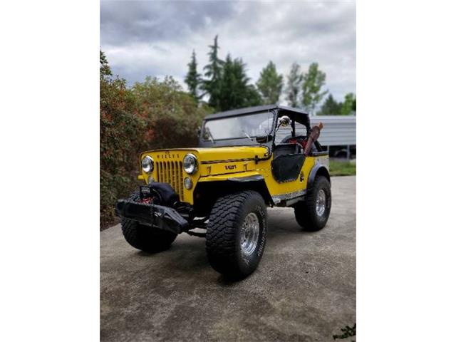 1954 Willys Jeep (CC-1456133) for sale in Cadillac, Michigan
