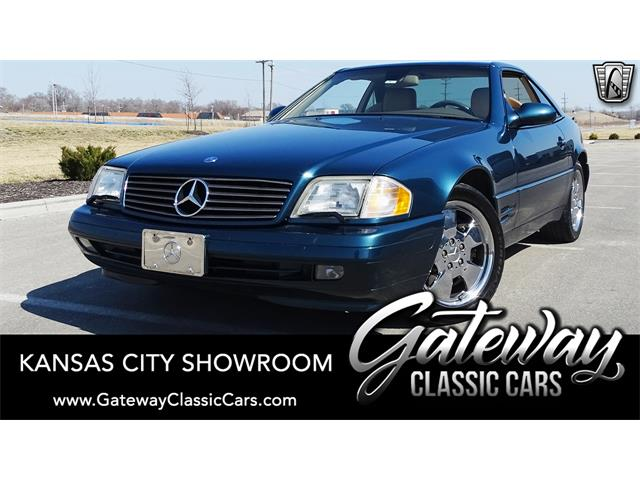 2000 Mercedes-Benz SL500 (CC-1456138) for sale in O'Fallon, Illinois