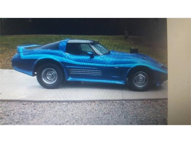 1979 Chevrolet Corvette (CC-1456139) for sale in Cadillac, Michigan