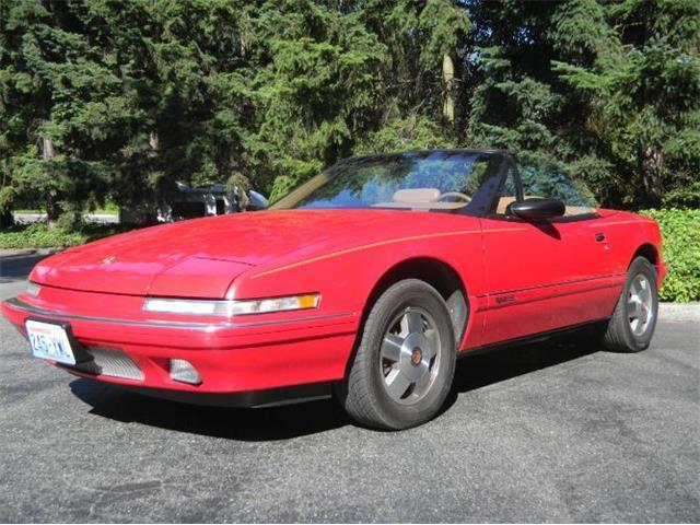 1990 Buick Reatta (CC-1456146) for sale in Cadillac, Michigan