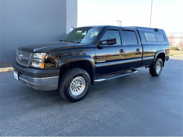 2003 Chevrolet Silverado (CC-1456151) for sale in Cadillac, Michigan