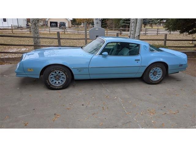 1977 Pontiac Firebird (CC-1456153) for sale in Cadillac, Michigan