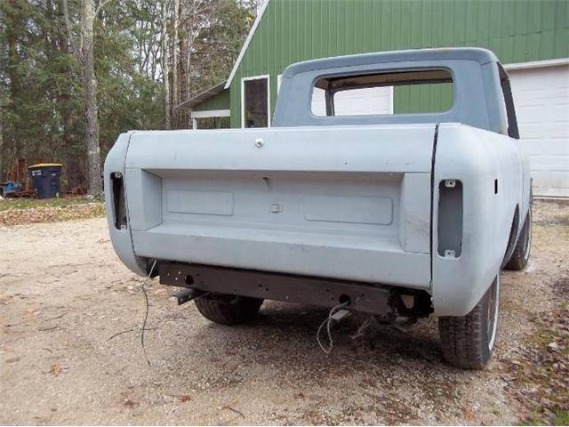 1975 International Scout (CC-1456159) for sale in Cadillac, Michigan