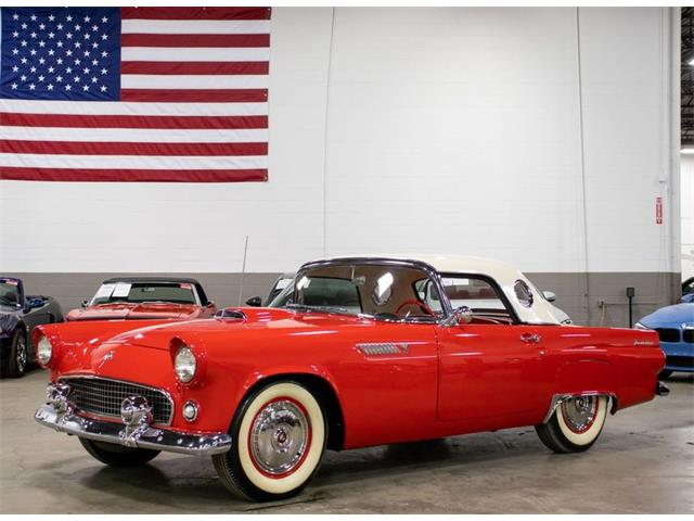 1955 Ford Thunderbird (CC-1450616) for sale in Kentwood, Michigan