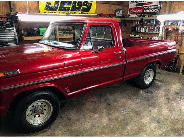 1969 Ford F100 (CC-1456160) for sale in Cadillac, Michigan