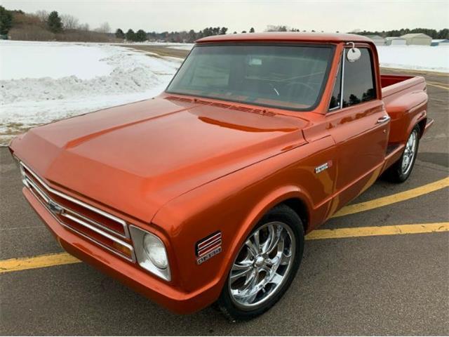 1971 Chevrolet Cheyenne (CC-1456161) for sale in Cadillac, Michigan