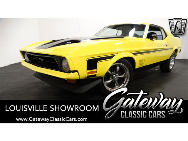 1971 Ford Mustang (CC-1456162) for sale in O'Fallon, Illinois