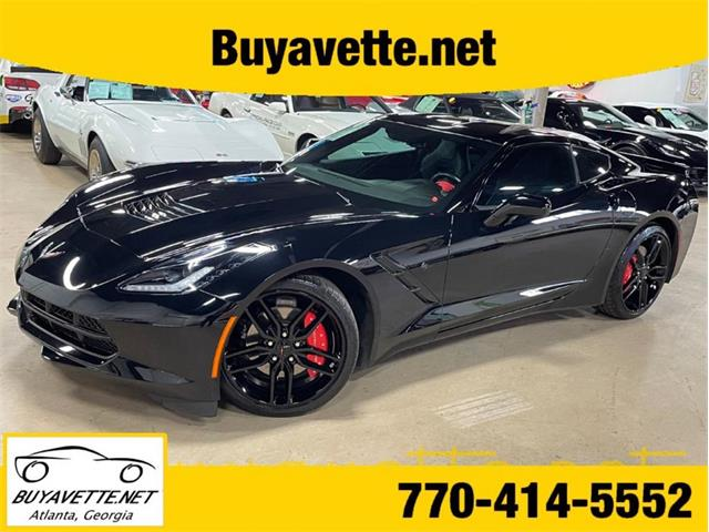 2019 Chevrolet Corvette (CC-1456165) for sale in Atlanta, Georgia